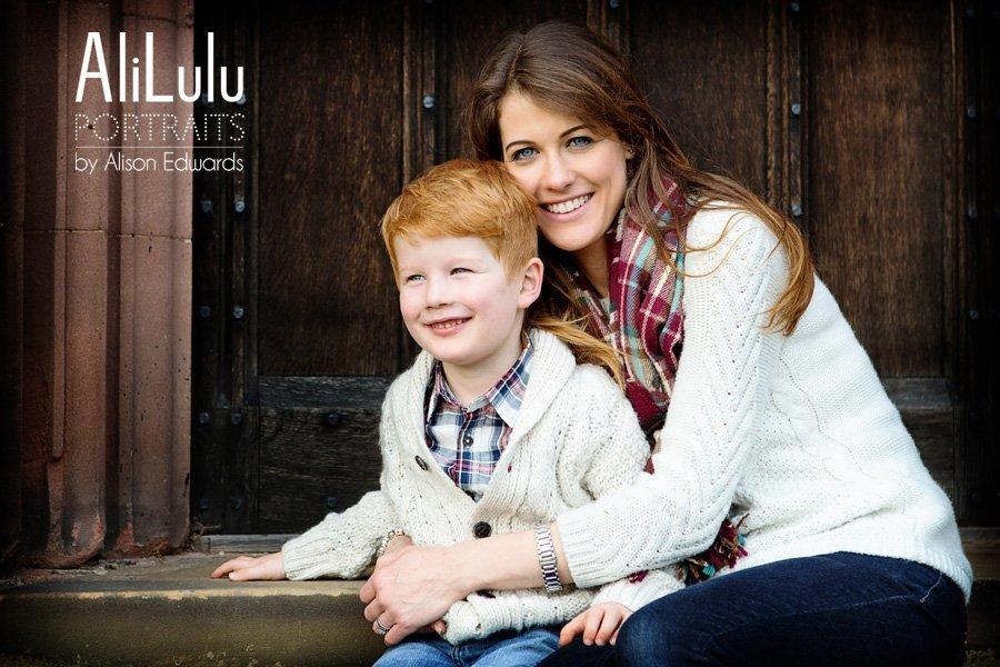 kids lifestyle portraits in autumn