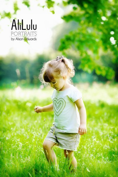 Children's portrait photography in Nottingham