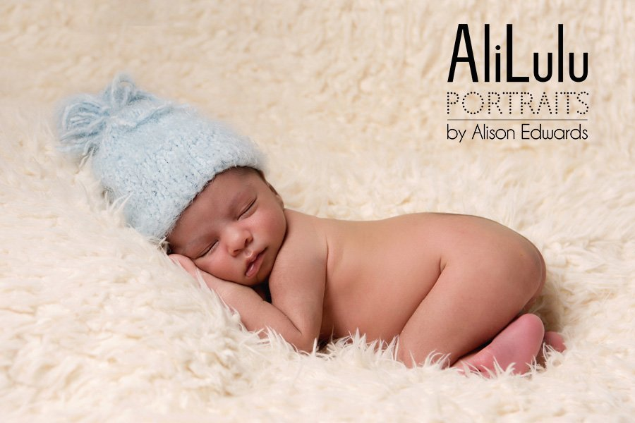 Newborn photos in Nottingham