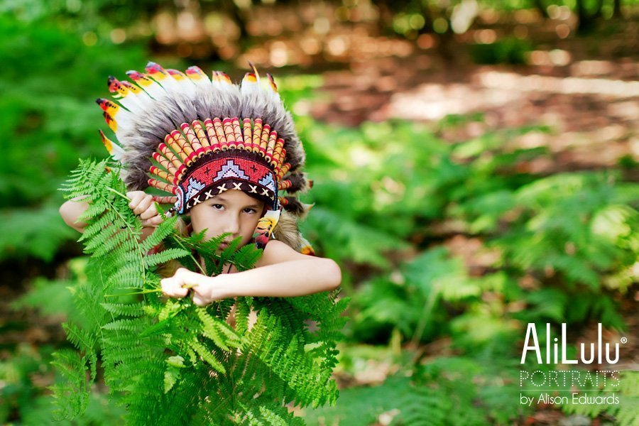 Creative children's photos