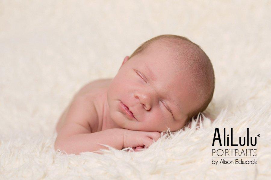 Baby photographer in Nottingham
