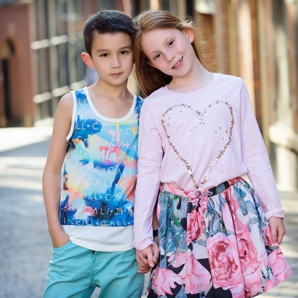 Tween and teenager photo session