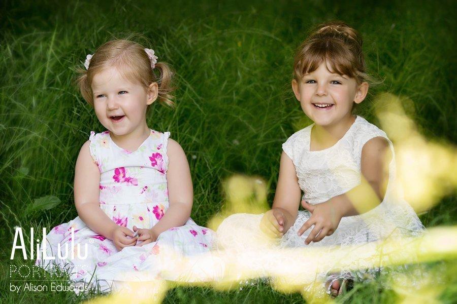 children and family portraits grantham