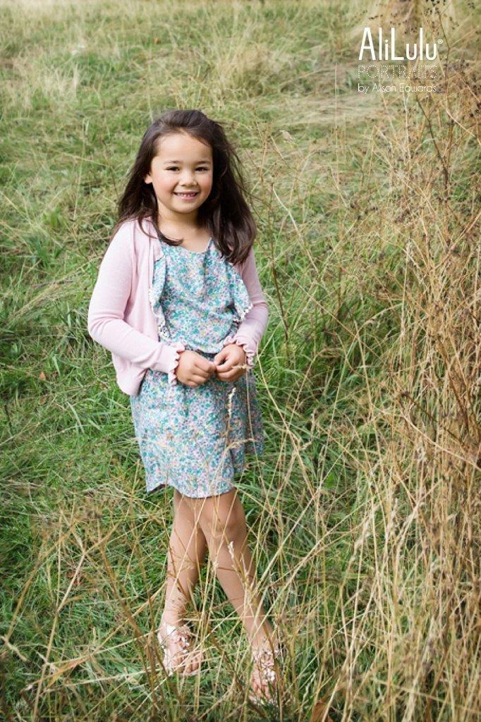 girl in Nottingham park
